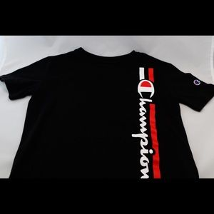 Black Champion Shirt